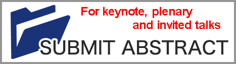 Paper submission for keynote, plenary and invited talks